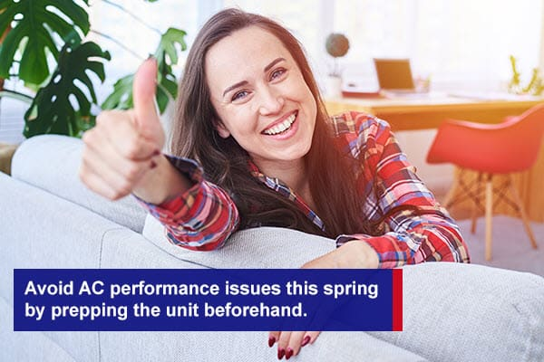 How To Prepare Your AC Unit For The Spring